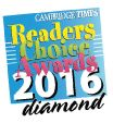 Readers Choice Awards 2016 diamond