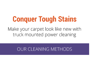 Conquer tough stains